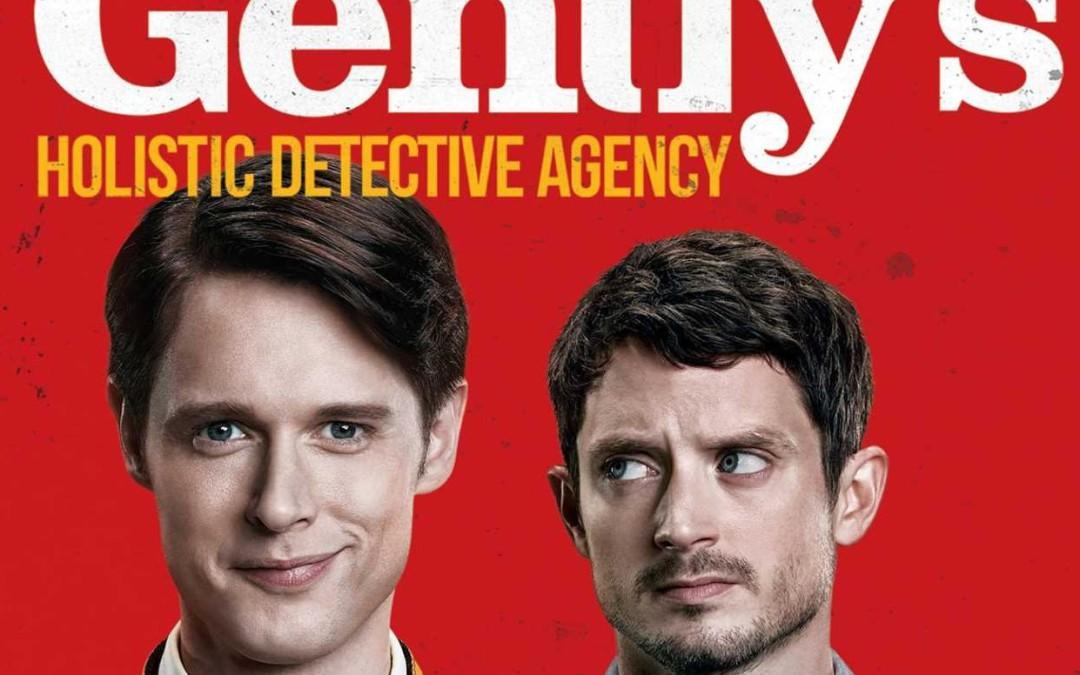 """""""Dirk Gently's Holistische Detektei"""" auf Netflix… Oh, haiiiiiii!!!!"""