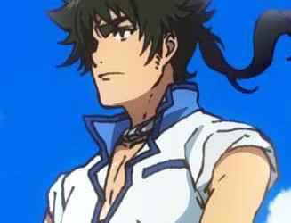 Animé: Kuromukuro. Ich bin Kenosuke Tokisada Oma!